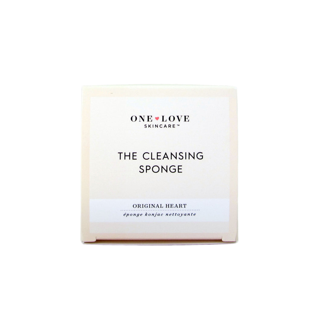 Natural Cleansing Sponge Original by One Love Organics