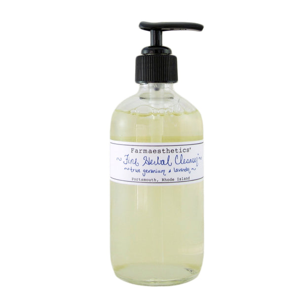 Natural Fine Herbal Face Cleanser - Farmaesthetics