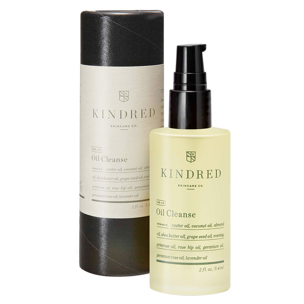 Oil Cleanse - Kindred Skincare Co