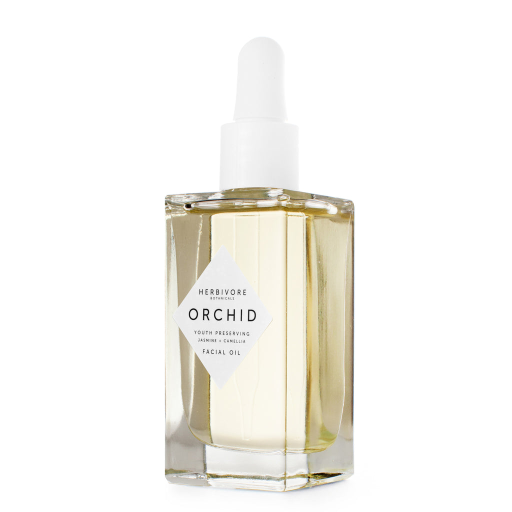 Orchid Youth Preserving Facial Oil Herbivore Botanicals