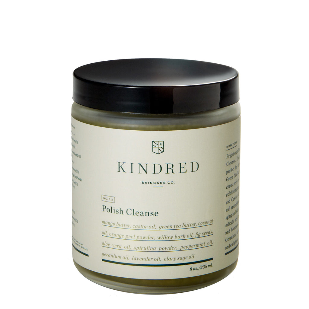 Polish Cleanse - Kindred Skincare Co