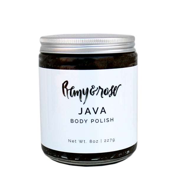 Java Body Polish - Remy and Rose