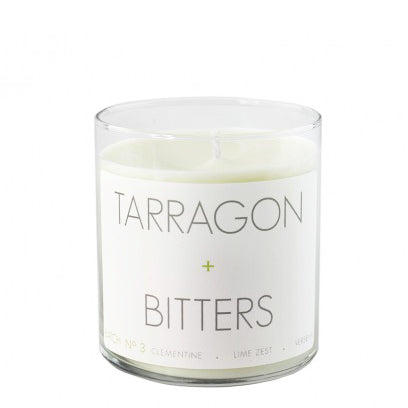 Rica Tarragon + Bitters Soy Candle