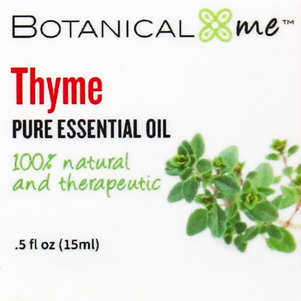 Thyme Wildcrafted Essential Oil - Botanical Me