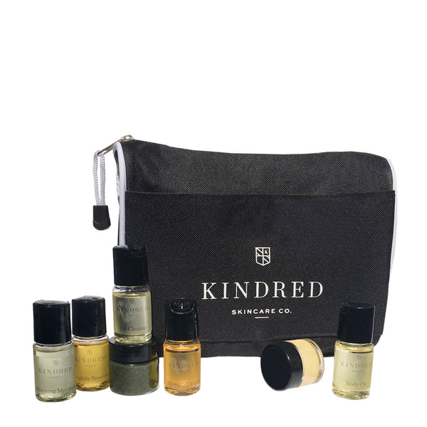 Travel Core - Kindred Skincare Co