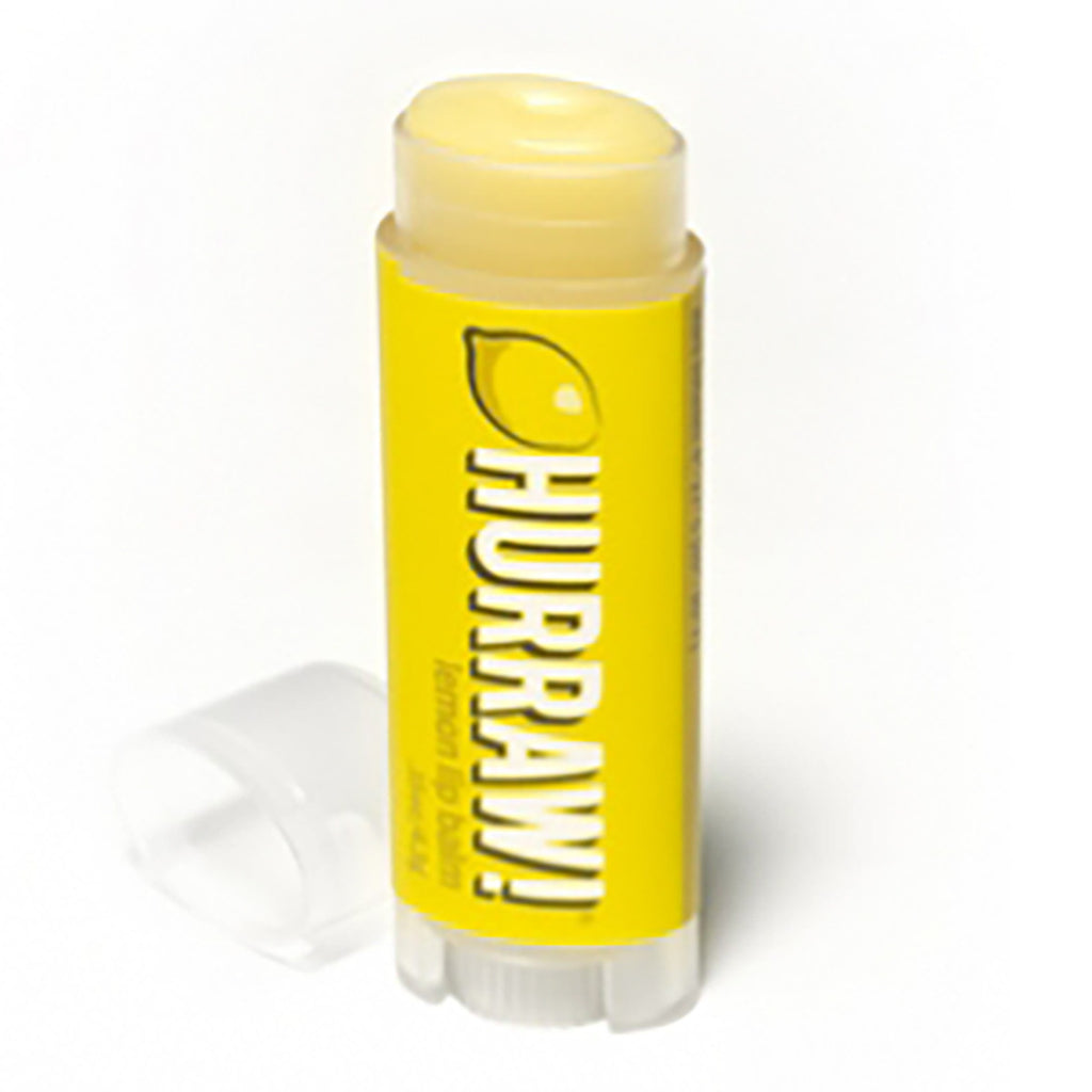 Vegan Lip Balm Lemon