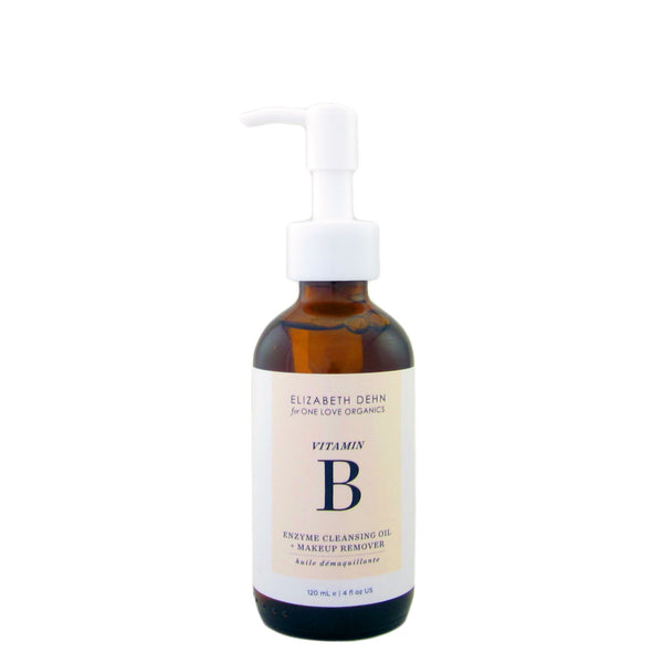 Vitamin B Enzyme Cleansing Oil - One Love Organics