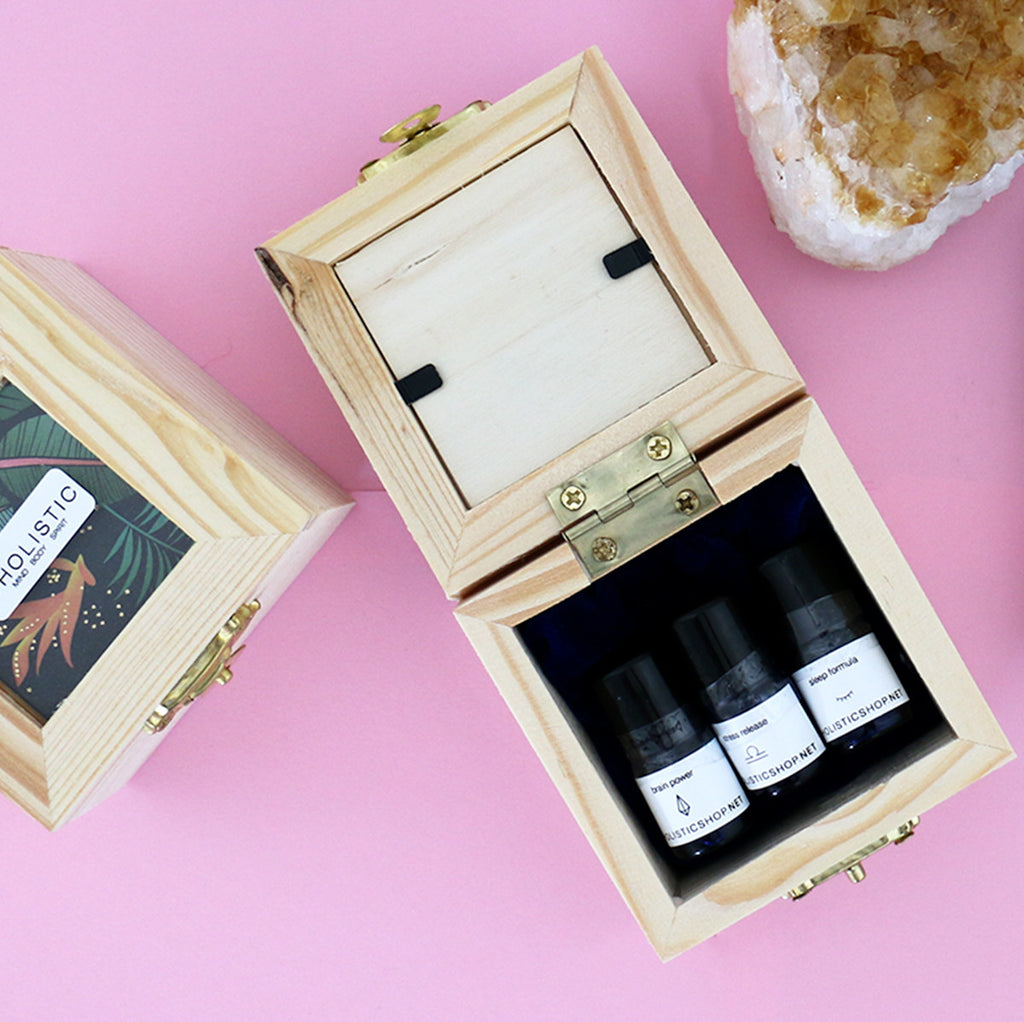Discovery Kit - Wholistic Oils