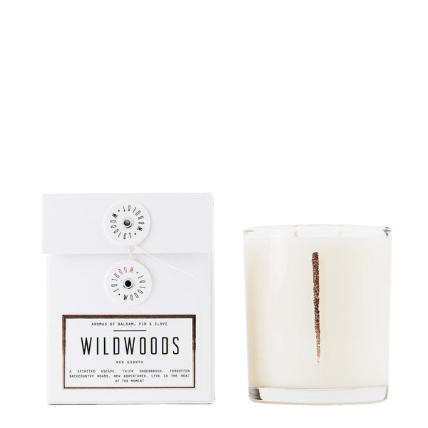 Wildwoods Candle Woodlot