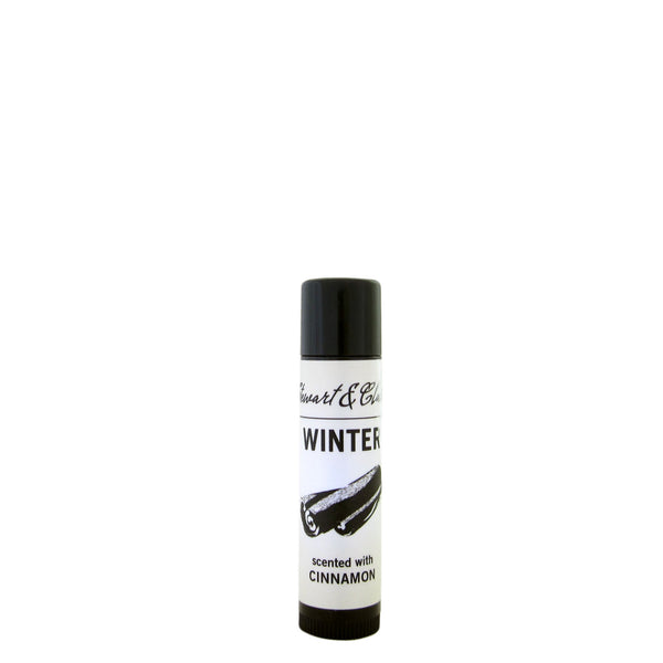 Winter Lip Balm - Cinnamon Scented - Stewart & Claire