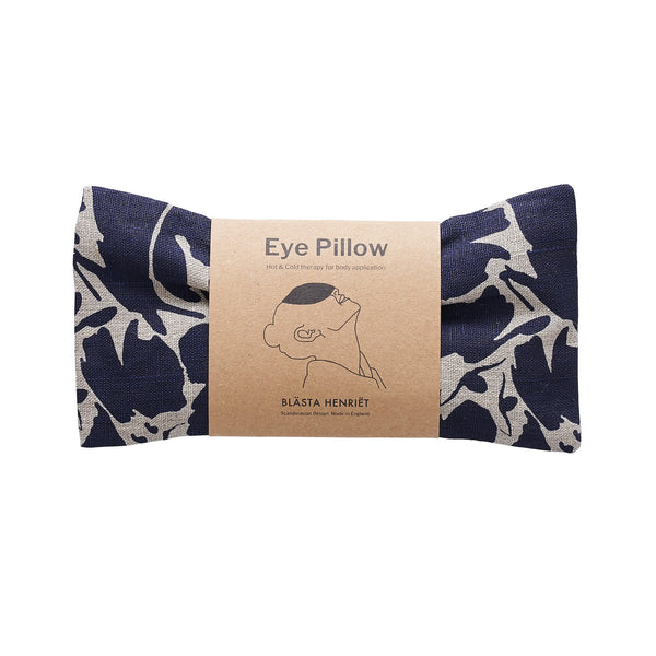 Navy Eye Pillow by Blästa Henriët