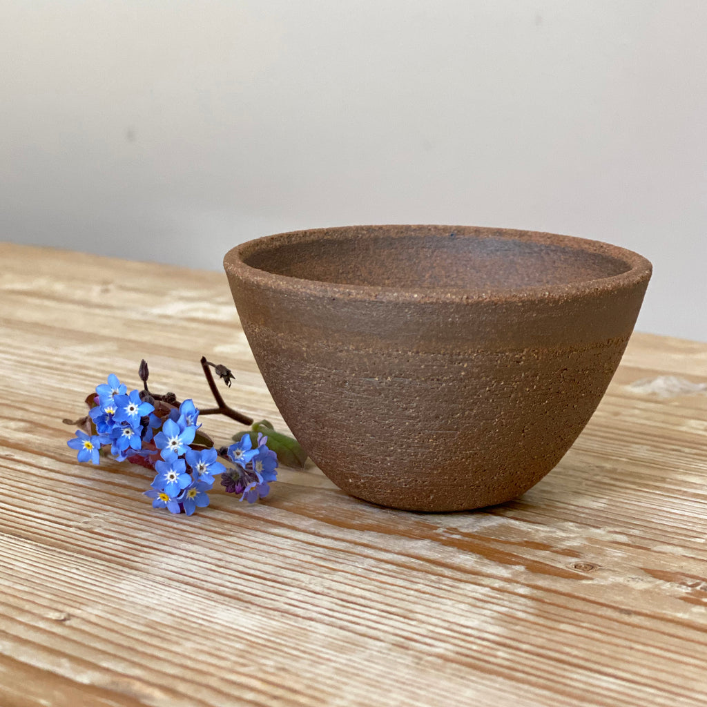 Small rock bowl by Katie Timson