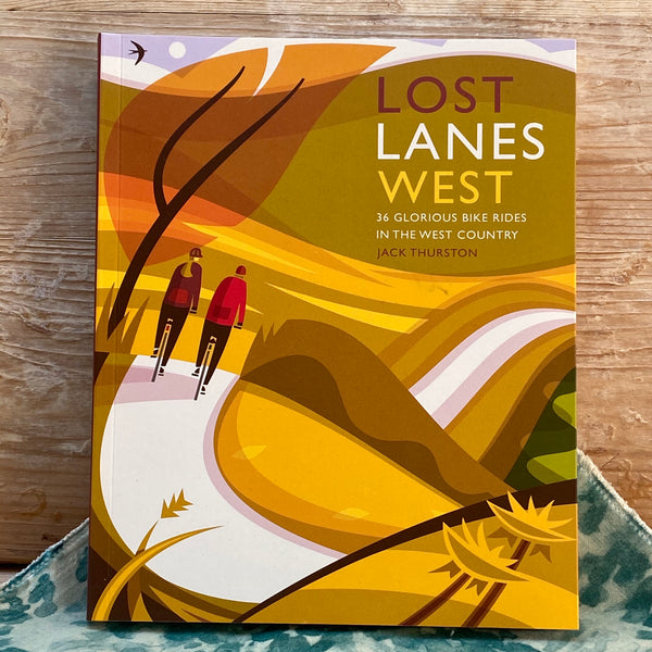 Lost Lanes West Book
