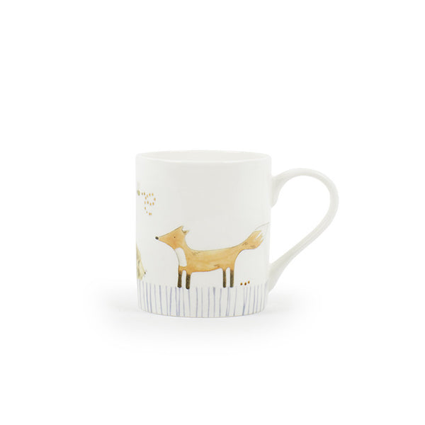 In The Woodland Childrens Size Mug
