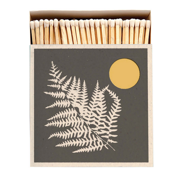 Fern Large Luxury Matches by Archivist