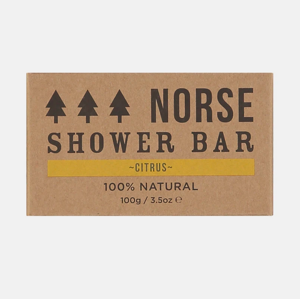 Shower Bar 'Citrus' by Norse