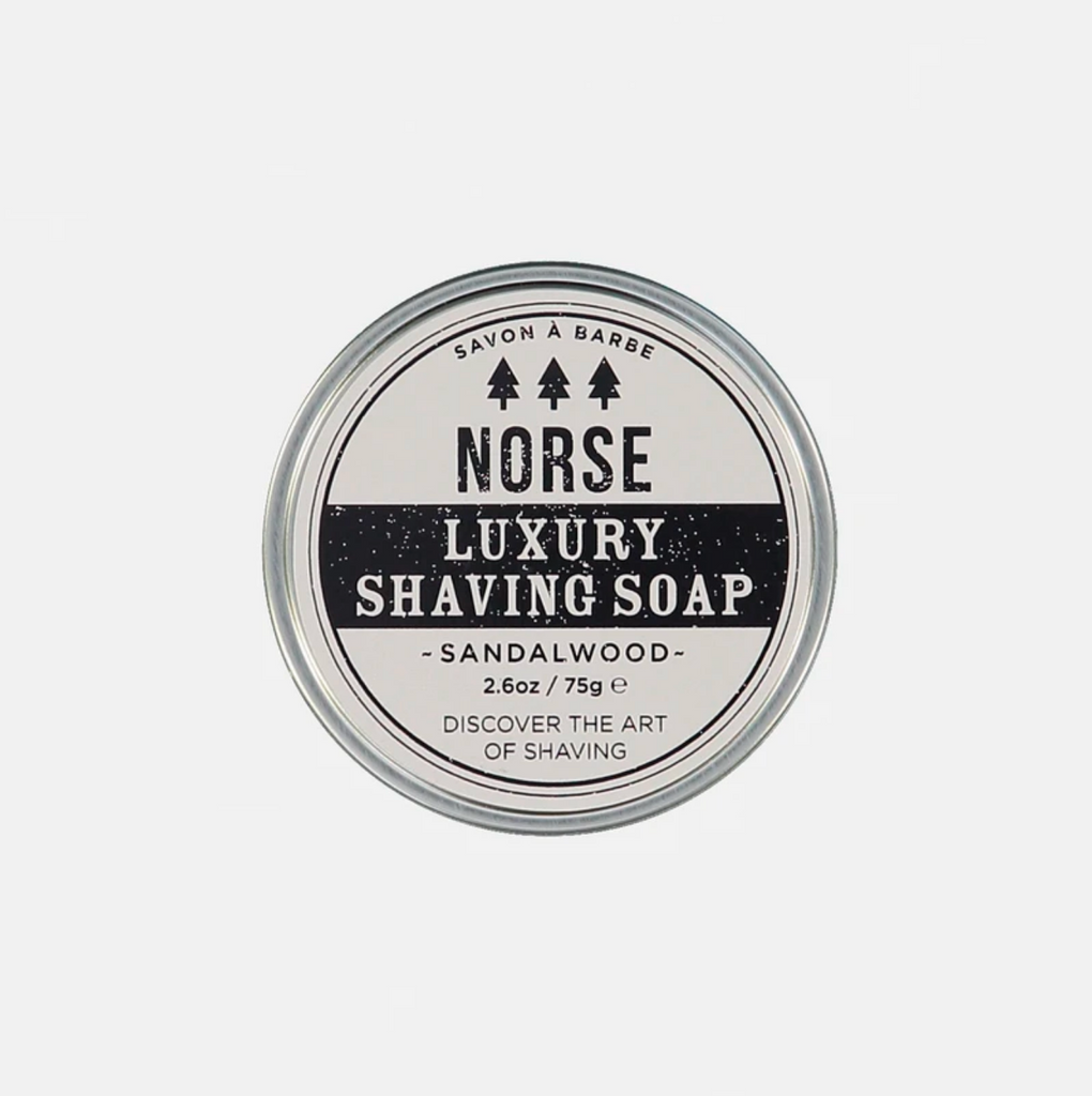 Sandalwood Shaving Soap by Norse