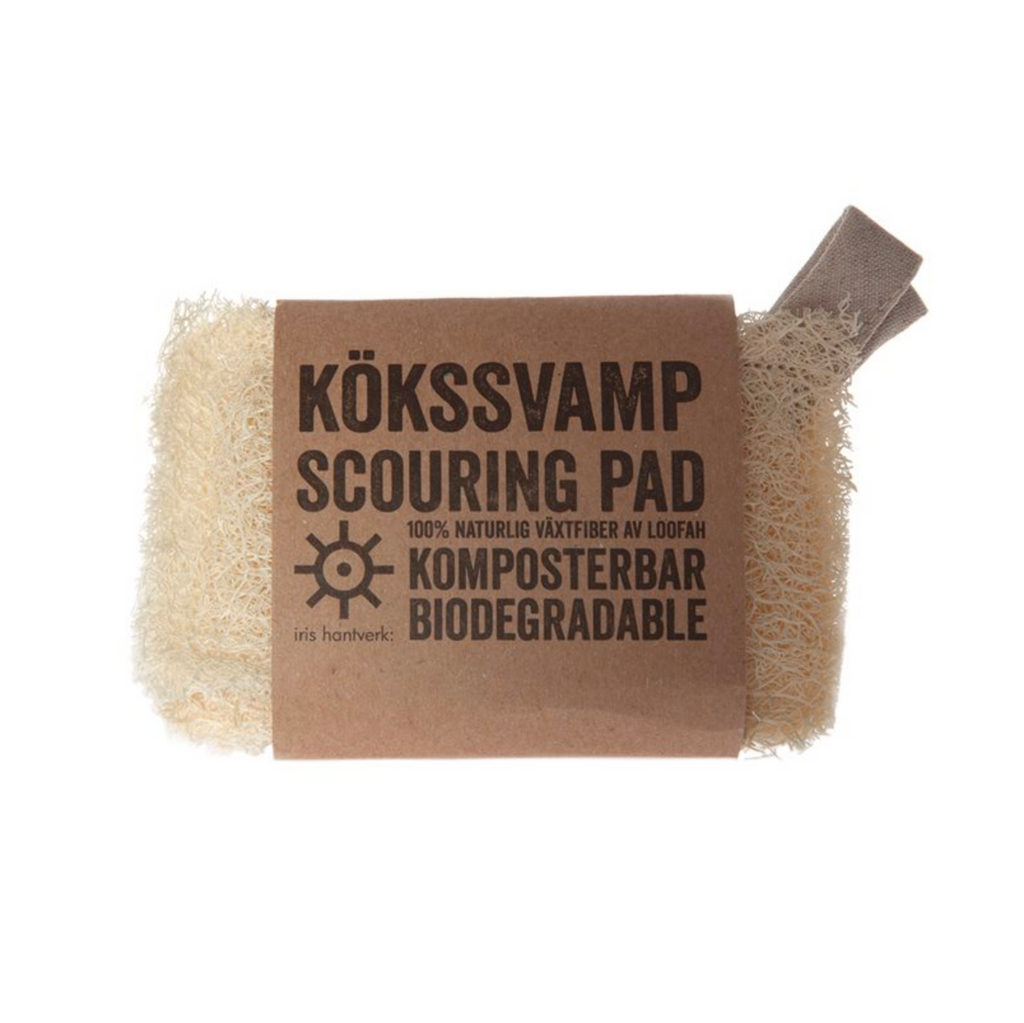 Kitchen Loofah by Iris Hantverk