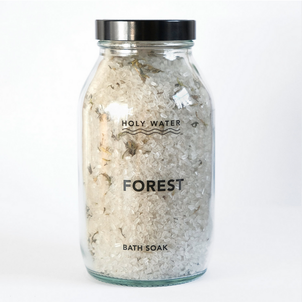 'Forest' Bath Salts by Holy Water