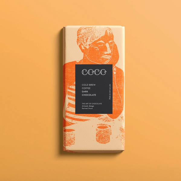 Cold Brew Coffee Dark Chocolate by Coco