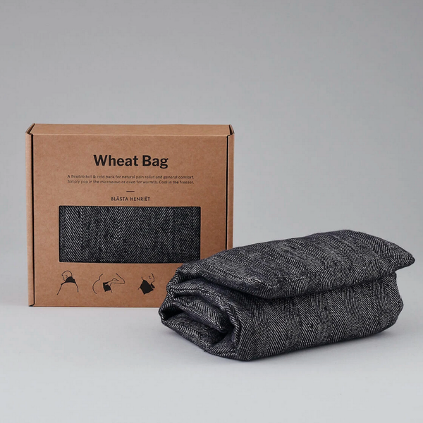 Herring Wheat Bag by Blästa Henriët