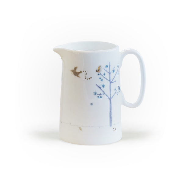 British Birds Medium Jug (Holds 1/2 a pint)