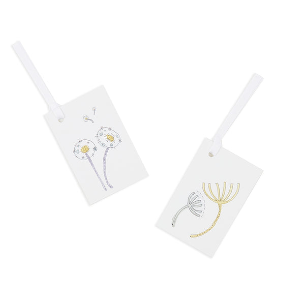 Somerset Meadow Pair of Gift Tags