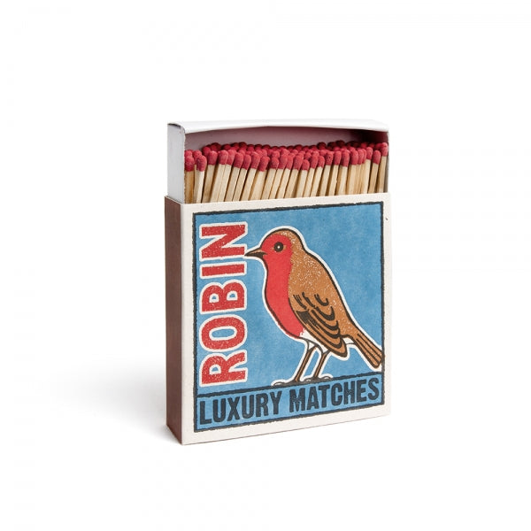 Robin Matches by Archivist