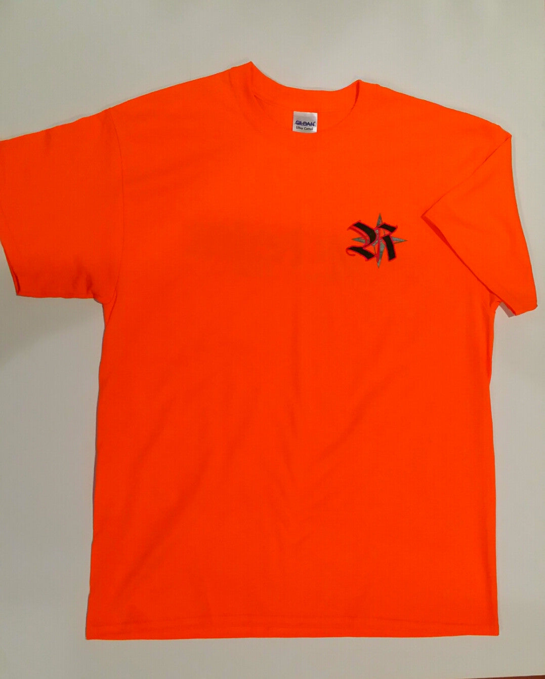 T Shirt Safety Orange