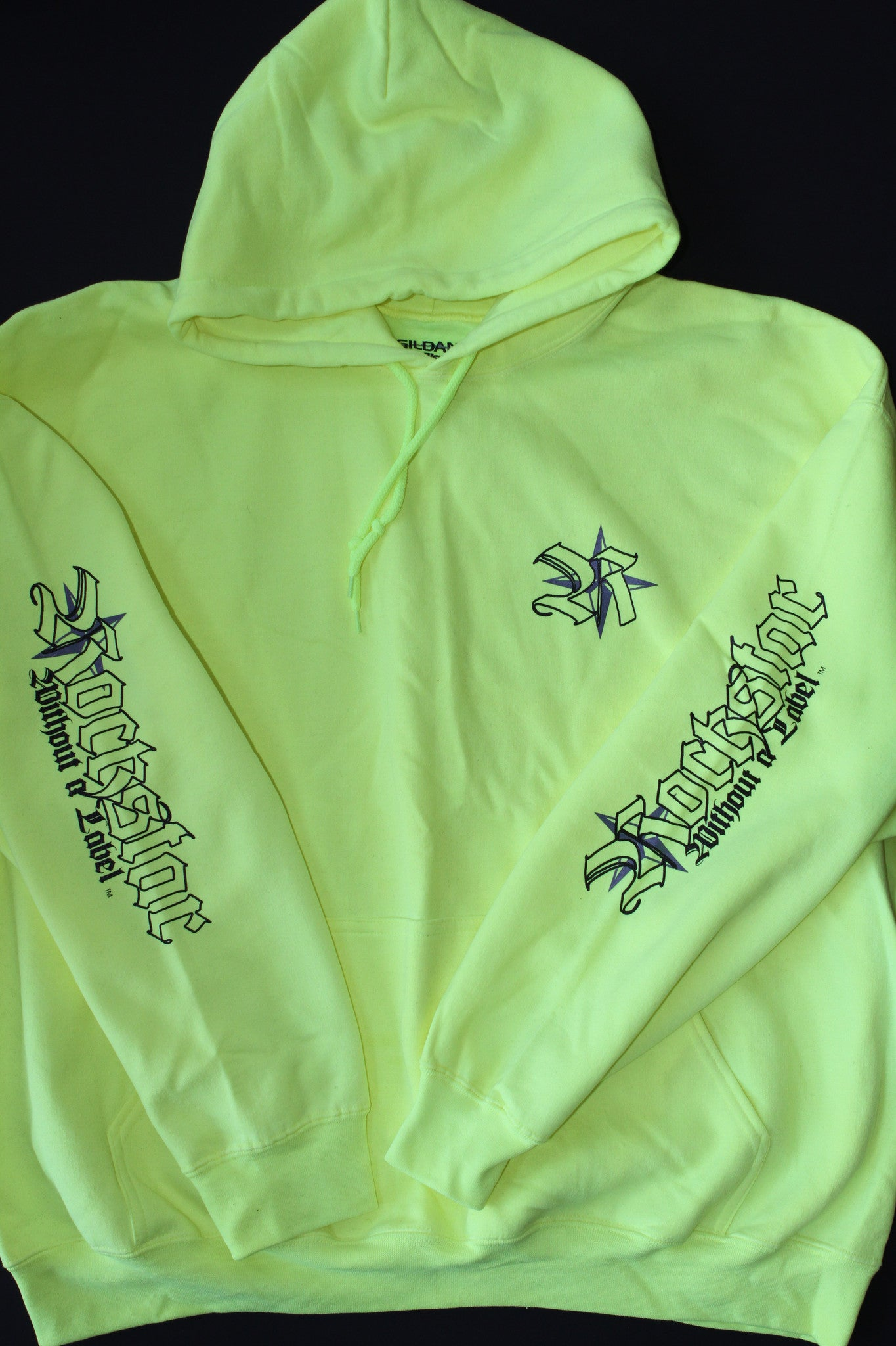 Hoodie/Safety Green
