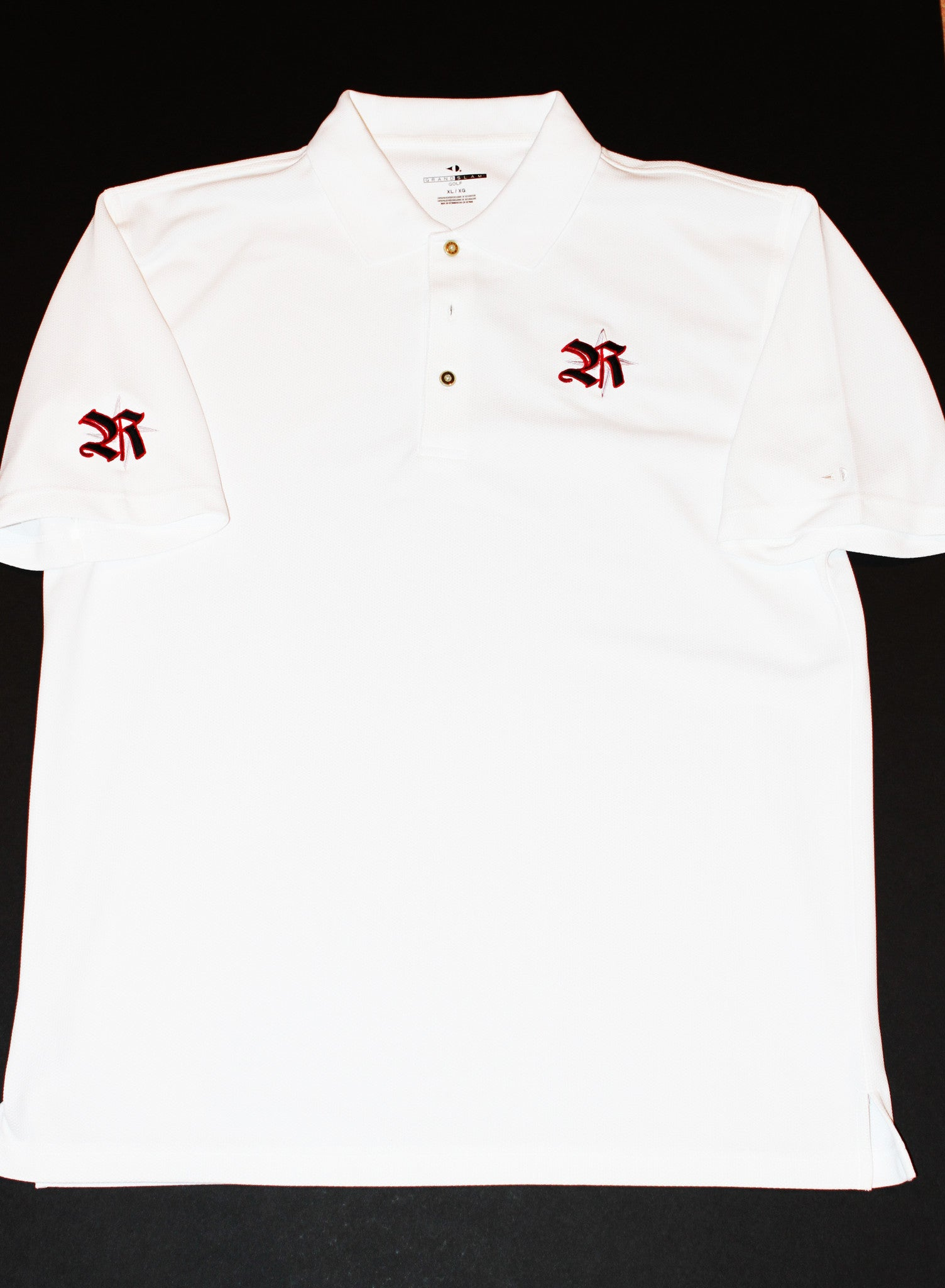 Golf/Polo Shirts White