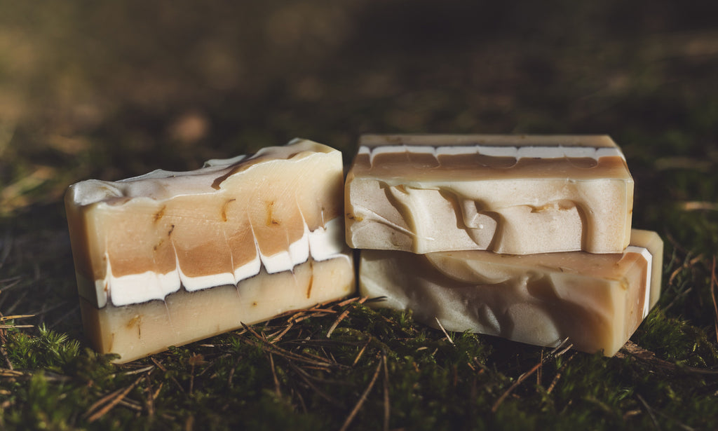 Bæ Bæ Lanolin natural soap