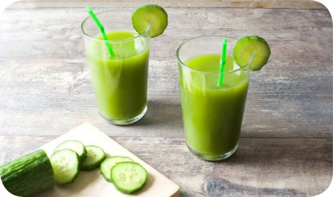 Alkaline Diet Recipe: Dr. Green Detox Smoothie
