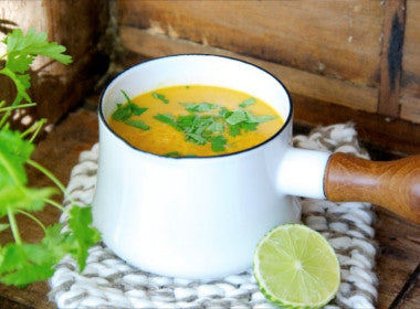 Flavorful Curried Sweet Potato Soup – Alkamind