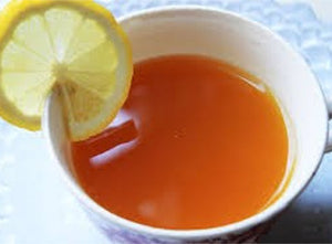 Acid Crusher Detox Tea:  Turmeric Ginger Lemon Tea Recipe