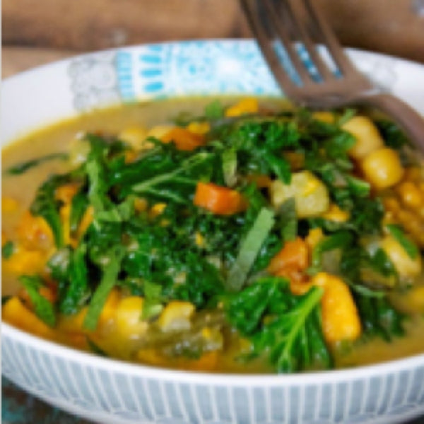Summer Vegetable Curry Recipe