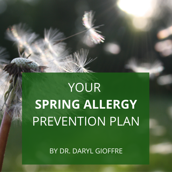 Your Spring Allergy Prevention Plan