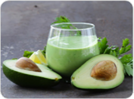 Alkaline Diet Recipe: Avocado Detox Smoothie