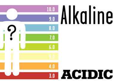 pH 101: Acid/Alkaline Balance and Your Health