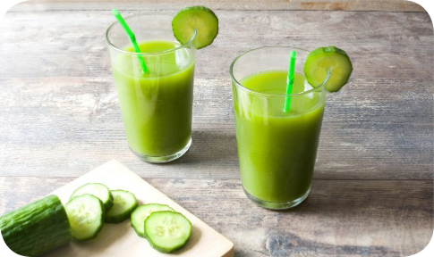 Alkaline Diet Recipe: pH Booster Juice