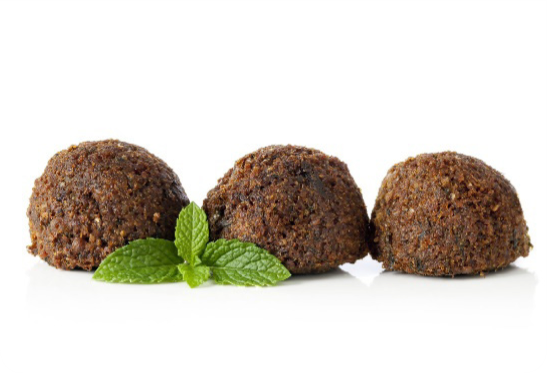 Alkaline Diet Recipe: Raw, Alkaline Falafel