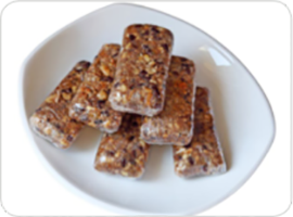 Alkaline Diet Recipe: Sweet Pumpkin Breakfast Bars