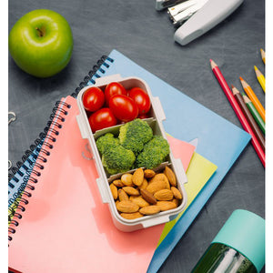 A Complete Month of Alkaline Lunch Ideas