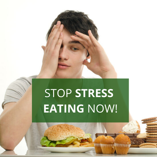 Stop Stress Eating Now!