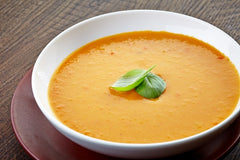 COCONUT PUMPKIN CURRY SOUP