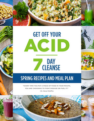Spring Alkaline Recipe Book
