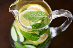 Mojito Fat Flush Water