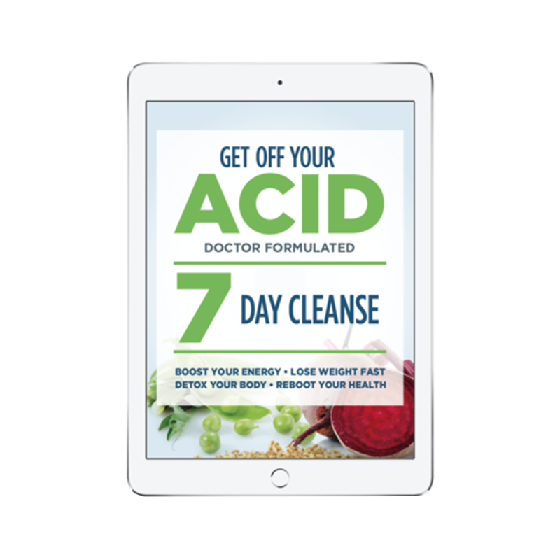 7-Day Alkaline Cleanse