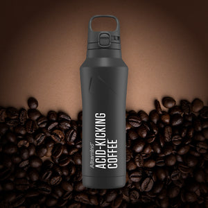 Acid-Kicking Coffee Stainless Steel Thermos (Hot/Cold)