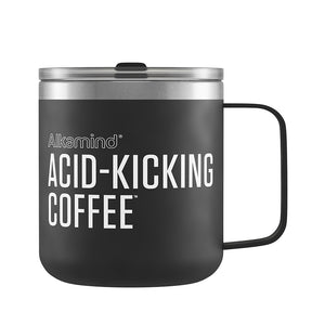 Acid-Kicking Coffee Stainless Steel Mug